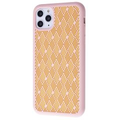 Чехол STR Silicone Weaving Case iPhone 11 Pro Max (red), цена | Фото