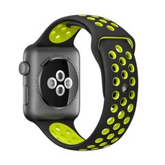 Ремешок STR Nike Sport Band for Apple Watch 42/44 mm - Teal Tint/Tropical Green, цена | Фото