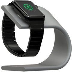 Подставка Nomad Stand Space Gray for Apple Watch (STAND-APPLE-SG), цена | Фото