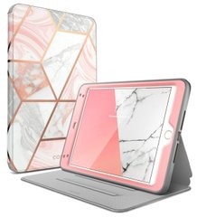 Чехол i-Blason Cosmo Series Trifold Case for iPad Mini 4/5 - Marble (IBL-IPM5-COS-M), цена | Фото