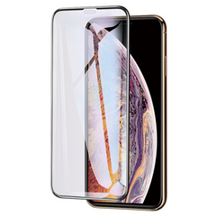 Защитное стекло JINYA Diamond 3D 3 in 1 set for iPhone XS - Black (JA6019), цена | Фото