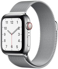 Ремешок STR Milanese Loop Band for Apple Watch 38/40 mm - Blue, цена | Фото
