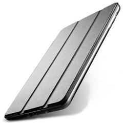 Чехол STR Tri Fold PC + TPU for iPad Mini 4 - Black, цена | Фото