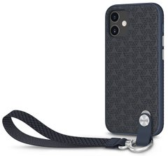 Чехол с ремешком Moshi Altra Slim Case with Wrist Strap Sahara Beige for iPhone 12 mini (99MO117306), цена | Фото