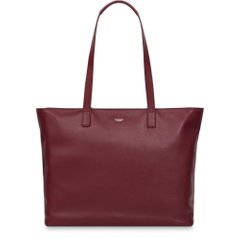 "Сумка Knomo Maddox Leather Tote 15"" Burgandy (KN-120-204-BUR), цена 