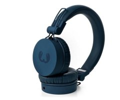 Наушники Fresh 'N Rebel Caps Wired Headphone On-Ear Indigo (3HP100IN), цена | Фото