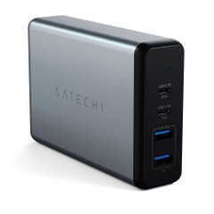 Зарядное устройство Satechi 108W Pro Type-C PD Desktop Charger (ST-TC108WM), цена | Фото