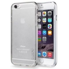 Чехол LAUT EXO-FRAME for iPhone 6/6S - Silver (LAUT_IP6_EX_SL), цена | Фото
