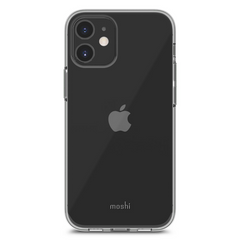 Чехол Moshi Vitros Slim Clear Case Crystal Clear for iPhone 12 mini (99MO128901), цена | Фото