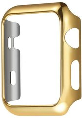 Чехол COTEetCI PC Case for Apple Watch 38mm Series 1-3 - Gold (00-00021070), цена | Фото