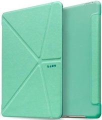 Чехол Laut TRIFOLIO cases for iPad Pro 9,7 / Air 2 - Teal (LAUT_IPA3_TF_TU), цена | Фото