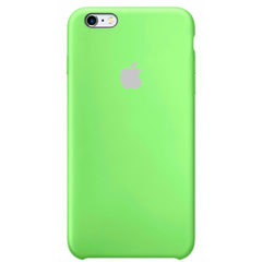 Чехол STR Silicone Case High Copy для iPhone 6/6S - Spearmint, цена | Фото