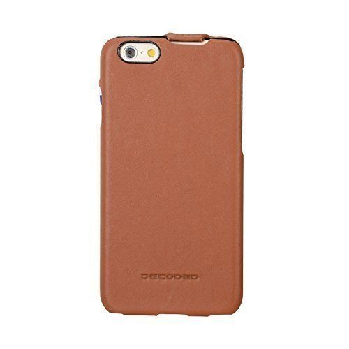 pretty nice 76738 86828 Decoded Leather Flip Case for iPhone 6 - Brown