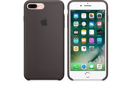 Чехол STR Silicone Case High Copy для iPhone 8 Plus/7 Plus - Army Green, цена | Фото