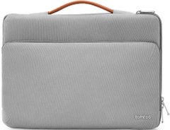 Чехол-сумка Tomtoc Laptop Briefcase for MacBook Pro 13 (2016-2020) / Air 13 (2018-2020) - Black (A14-B02H), цена | Фото