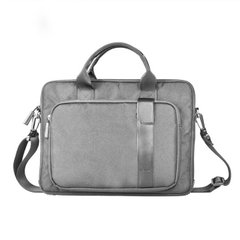 Сумка WIWU Decompression Handbag for MacBook 15,5 inch - Gray, ціна | Фото