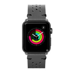 Ремешок LAUT HERITAGE для Apple Watch 42/44 mm - Slate Gray (LAUT_AWL_HE_GY), цена | Фото