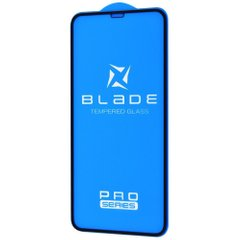 Защитное стекло BLADE PRO Series Full Glue iPhone 12/12 Pro - Black
