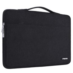 Чехол-сумка Mosiso Briefcase Sleeve for MacBook 13.3 inch - Black, цена | Фото