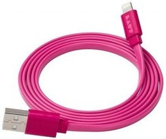 Кабель LAUT USB Cable to Lightning 1.2m Teal (LAUT_LK_LTN1.2_TU), цена | Фото