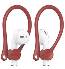 Держатели Elago Earhook Red for Airpods (EAP-HOOKS-RD), цена | Фото