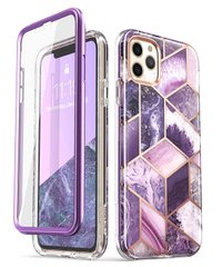 Чохол i-Blason Cosmo Series Clear Case for iPhone 11 Pro - Purple (IBL-IPH11P-COS-P), ціна | Фото