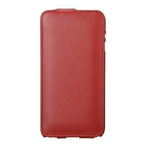 the latest d52fa 7383d Decoded Leather Flip Case for iPhone 6 - Red
