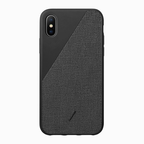 Чехол Native Union Clic Canvas Black for iPhone XS Max (CCAV-BLK-NP18L)