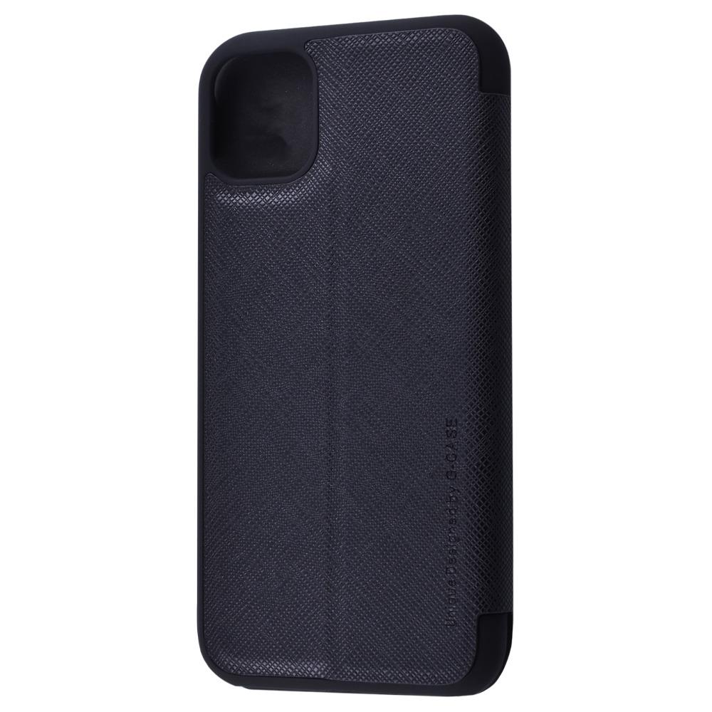Чехол-книжка G-Case Parker series iPhone 11 Pro (black)