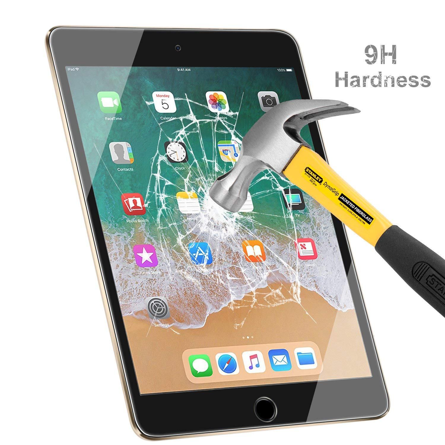 Защитное стекло STR Tempered Glass Protector for iPad 10.2 (2019)