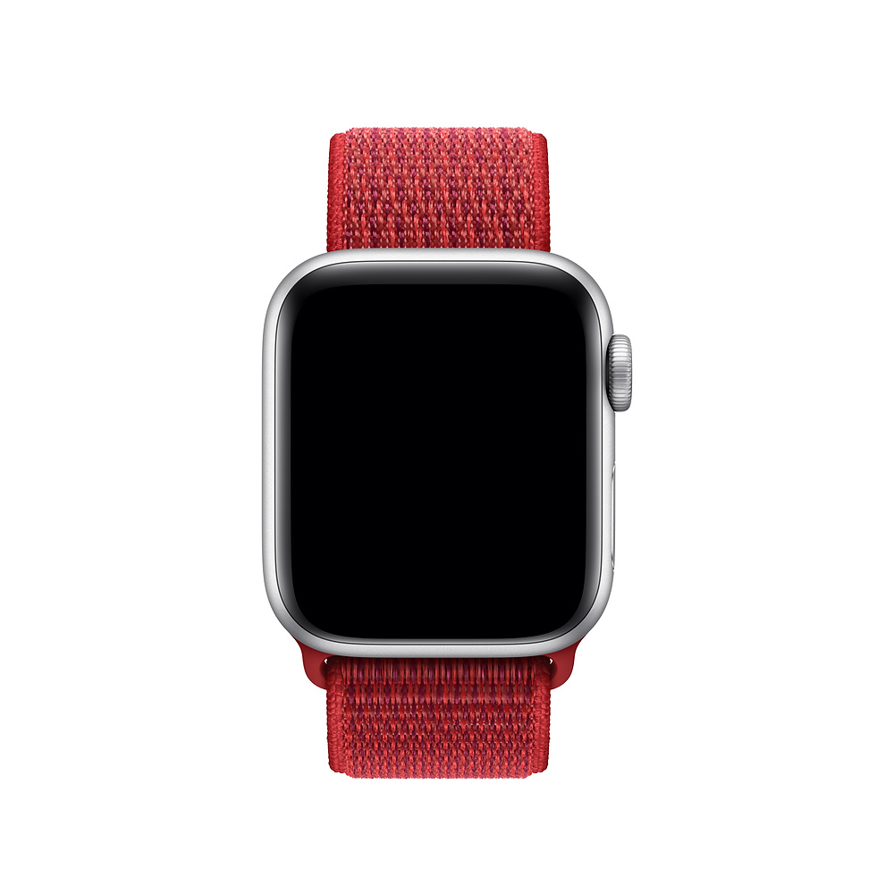 Ремешок STR Sport Loop Band for Apple Watch 38/40 mm - (PRODUCT)RED
