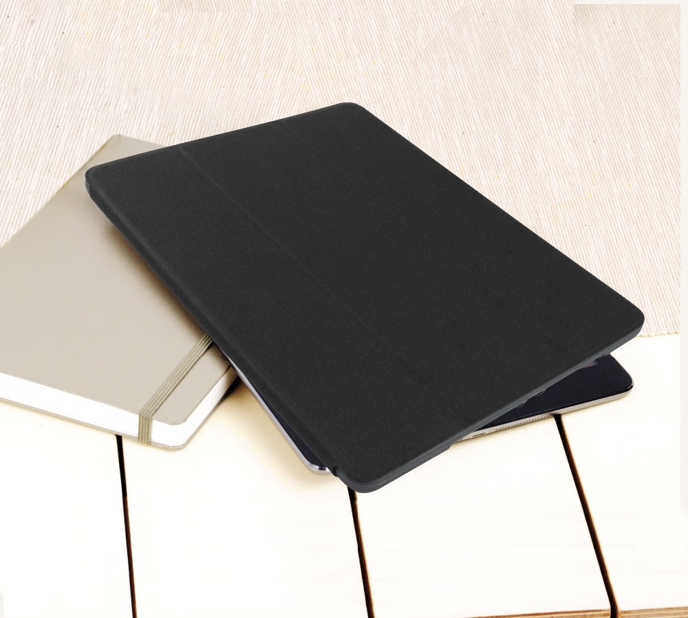 Чехол Mutural Leather Case for iPad 9.7 (2017/2018) - Black