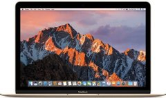 Apple MacBook 12' Rose Gold (MNYN2) 2017, цена | Фото