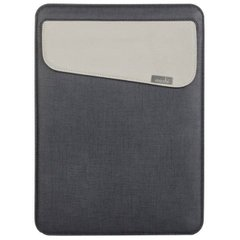 "Moshi Muse 12 Microfiber Sleeve Case Graphite Black for MacBook 12"" (99MO034003), цена 