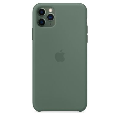 Чехол STR Silicone Case for iPhone 11 Pro Max - Alaskan Blue (Лучшая копия), цена | Фото