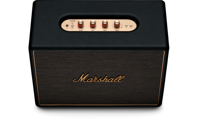 Акустика Marshall Loudest Speaker Woburn Wi-Fi Cream (4091925), цена | Фото
