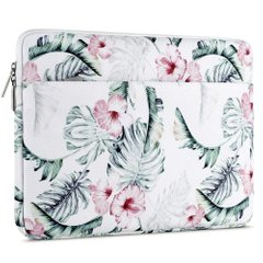 Чехол Mosiso Marble Sleeve for MacBook Pro 13 (2016-2018) / Air 13 (2018) - Flowers, цена | Фото