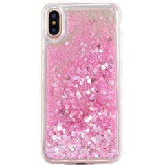 Чехол STR Love Glitter Case для iPhone XR - Rose Red, цена | Фото