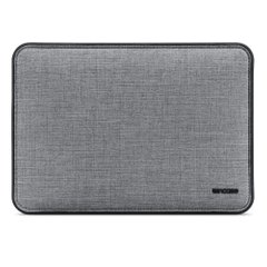 Папка Incase ICON Sleeve with Woolenex for MacBook Pro 15 (2016-2018) - Asphalt (INMB100367-ASP), цена | Фото