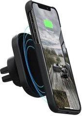 Elements Thor Wireless Car Airvent Charger (E10570), цена | Фото