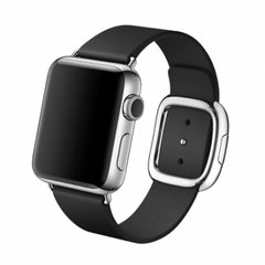 "Ремешок COTEetCI ""W5"" Apple Watch NOBLEMAN 42/44 mm - Black, цена 