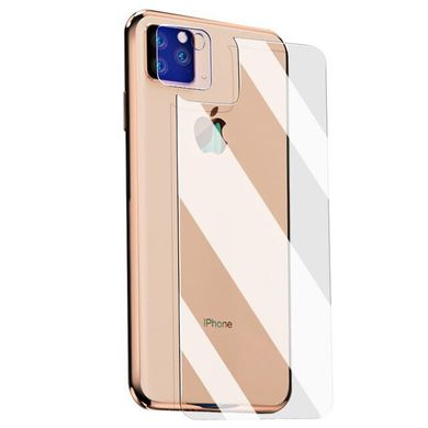 Защитное стекло JINYA Defender 3 in 1 set for iPhone 11 Pro Max (JA6113), цена | Фото