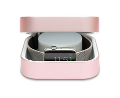 Amber Apple Watch Charging Case & Power Bank Rose Gold 3 800 mAh, цена | Фото