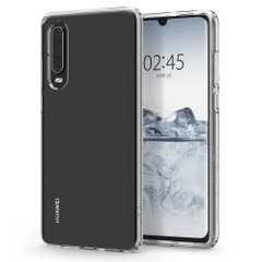 Чехол Spigen для HUAWEI P30 Liquid Crystal Crystal Clear, цена | Фото