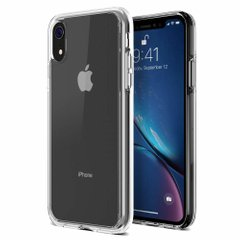 Чехол STR Clear Silicon Case для iPhone Xr, цена | Фото