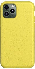 Экологичный чехол STR Eco-friendly Case для iPhone 7 Plus/8 Plus - Yellow, цена | Фото