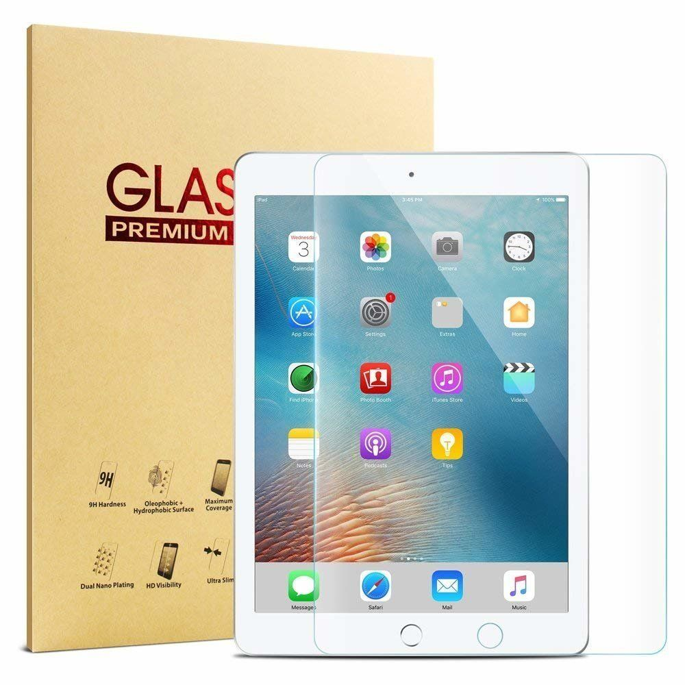 Защитное стекло STR Tempered Glass Protector for iPad Air 1/2 / Pro 9.7 / 9.7 (2017/2018)