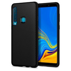 Чехол Spigen для Galaxy A9 (2018) Liquid Air Matte Black, цена | Фото