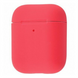 Чехол STR Silicone Case Slim for AirPods 1/2 (yellow), цена | Фото