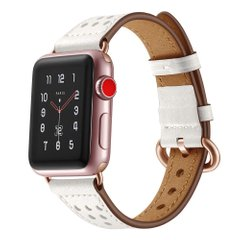 Ремешок STR TheSlim Waist Design Genuine Leather for Apple Watch 42/44 mm - Rose, цена | Фото